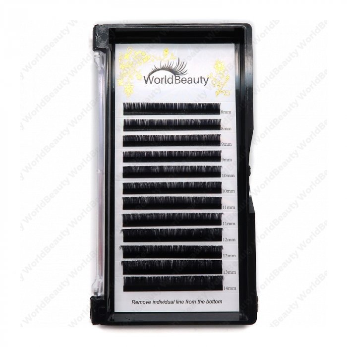 0.07mm LD curl Volume eyelash extensions