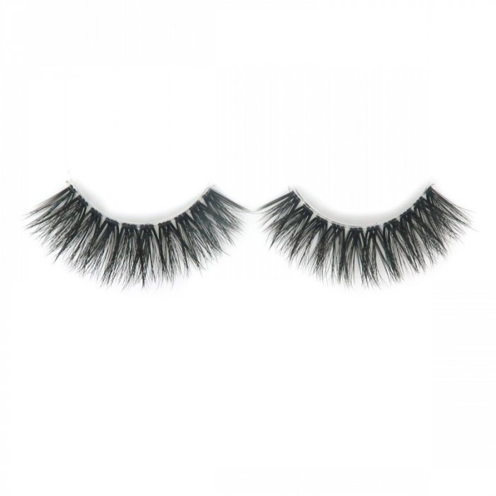3D Natural faux mink lashes - L03