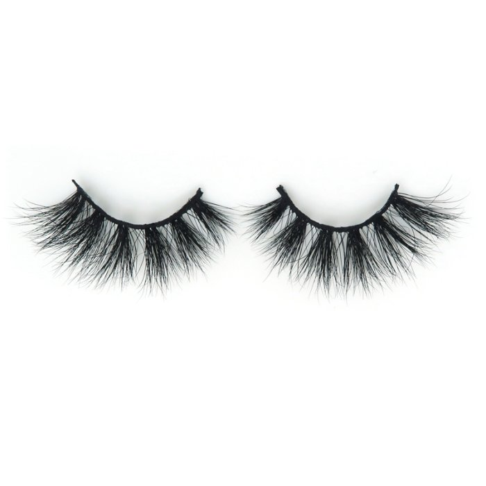3D real mink fur eyelash--3D65LH