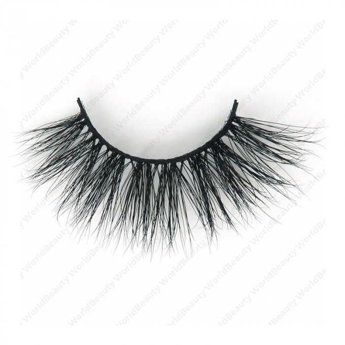 3D real mink fur eyelash--3D44LH