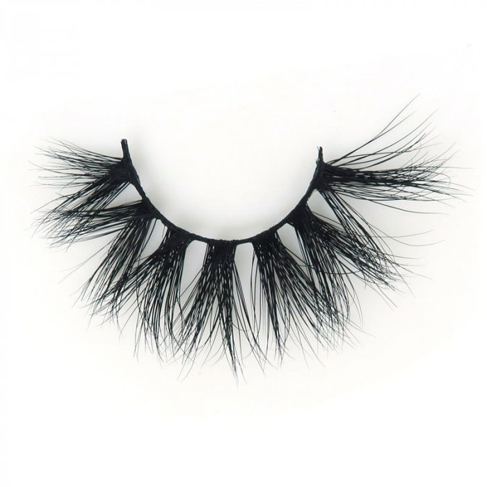 3D real mink fur eyelash--3D35AL