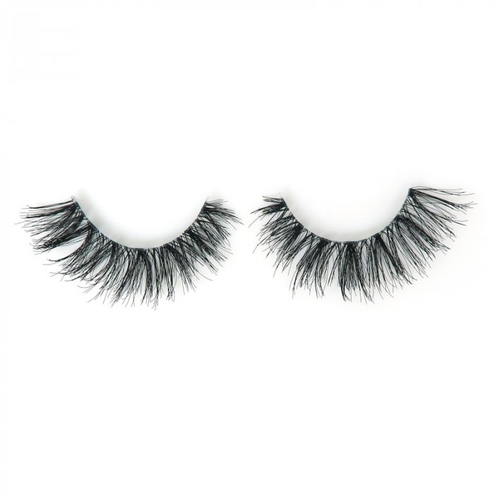 Human hair lashes-DS01