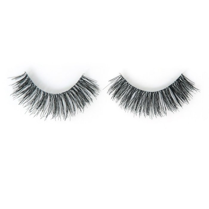 Human hair lashes-DS20