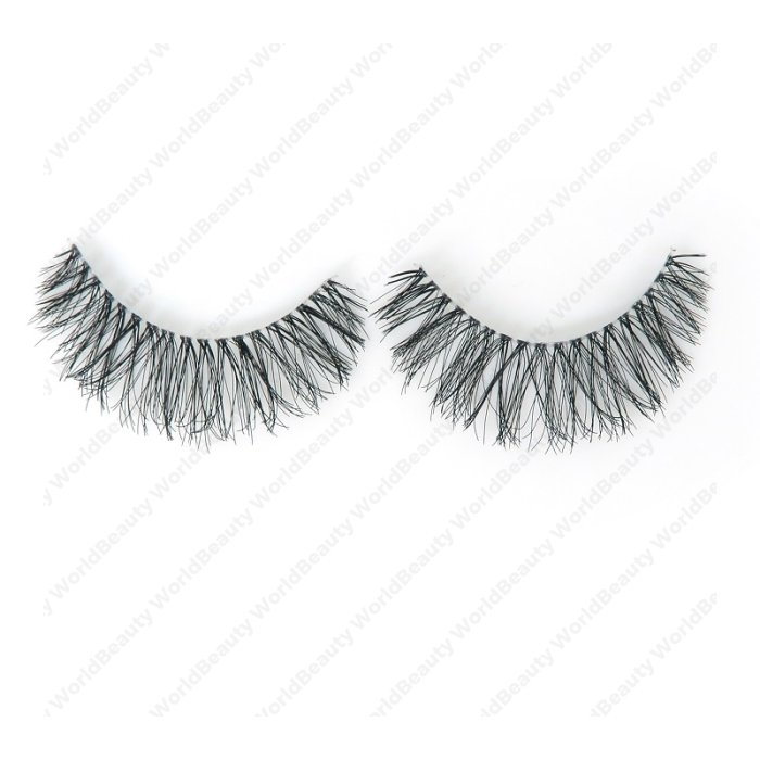 Human hair lashes-DS21