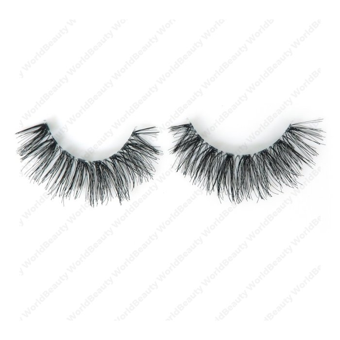 Human hair lashes-DS30