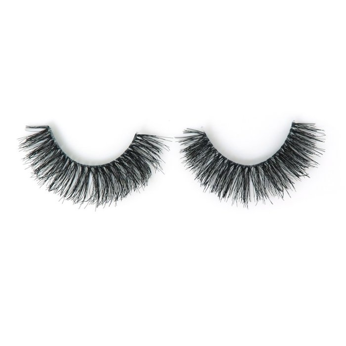 Human hair lashes-DS07