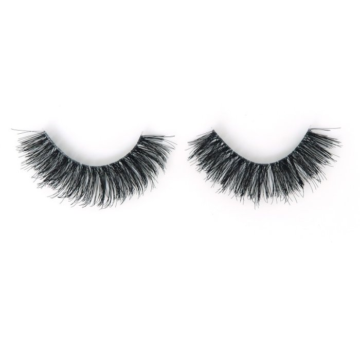 Human hair lashes-DS09