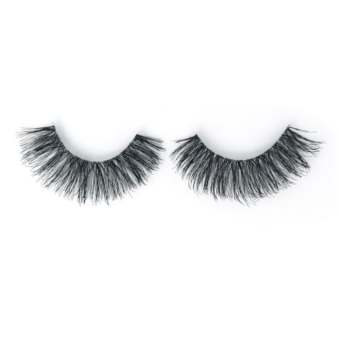 Human hair lashes-DS18