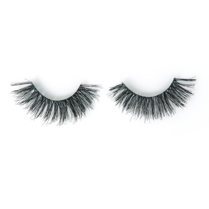 Human hair lashes-DS08
