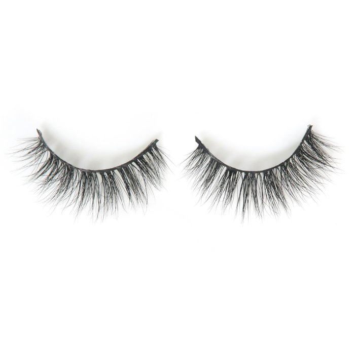 3D real mink fur eyelash-5D04