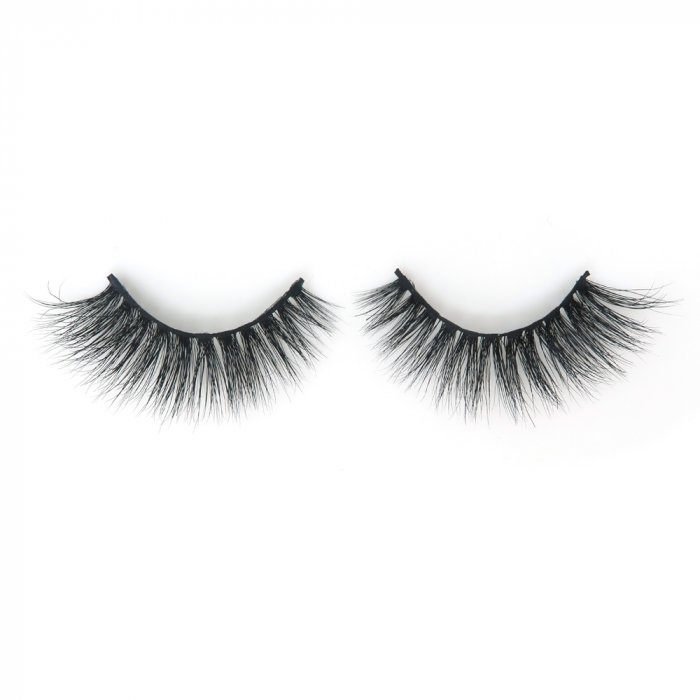 5D real mink fur eyelash-5D02A