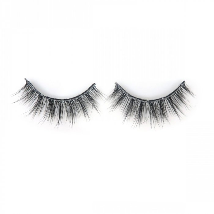 Glitter band 3D faux mink lashes 3DF-201