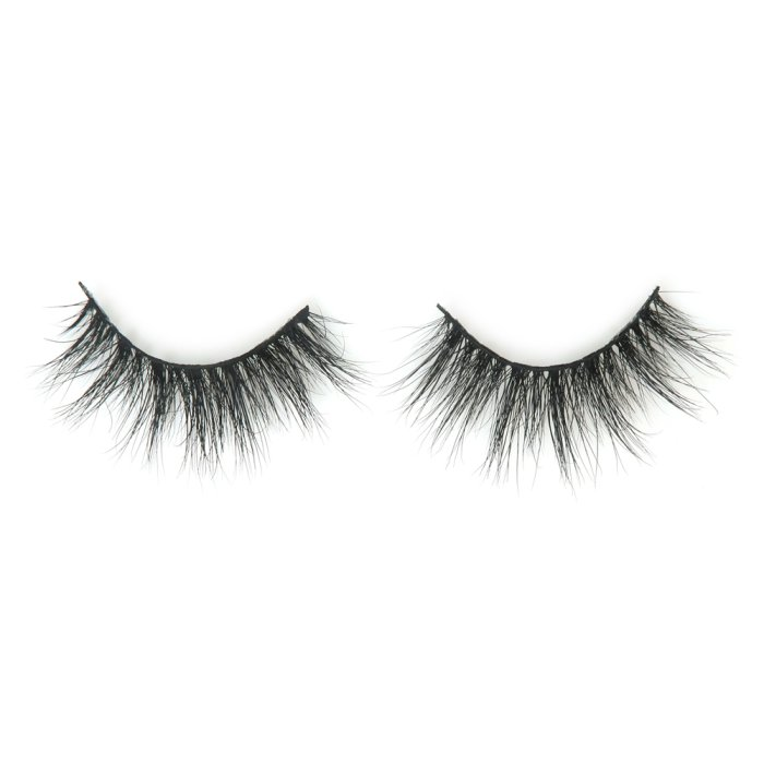 5D real mink fur eyelash-5D10