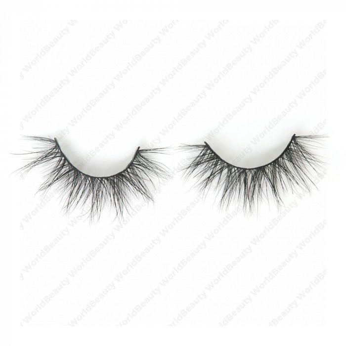 5D real mink fur eyelash-5D06