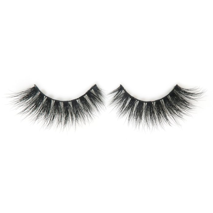 5D real mink fur eyelash-5D012