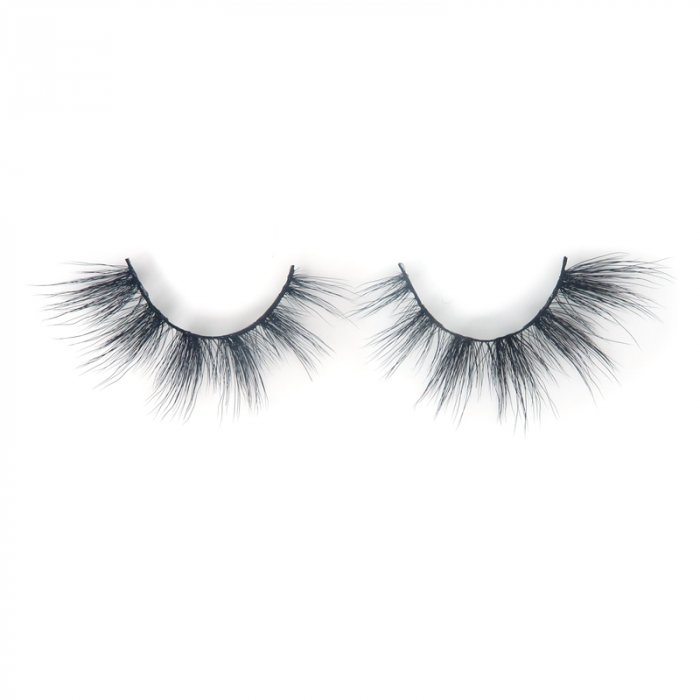 Mega Volume faux mink lashes G-6D08