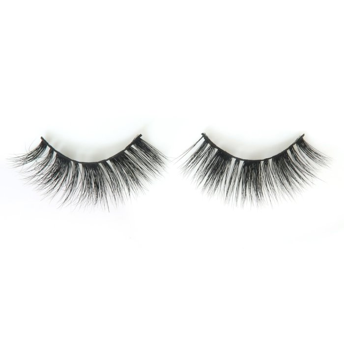 5D real mink fur eyelash-5D014