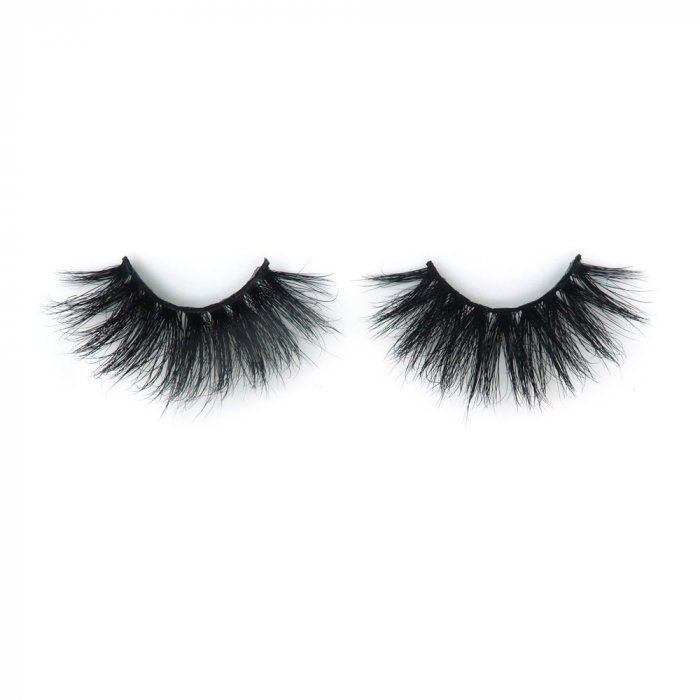 5D real mink fur eyelash-5d49L