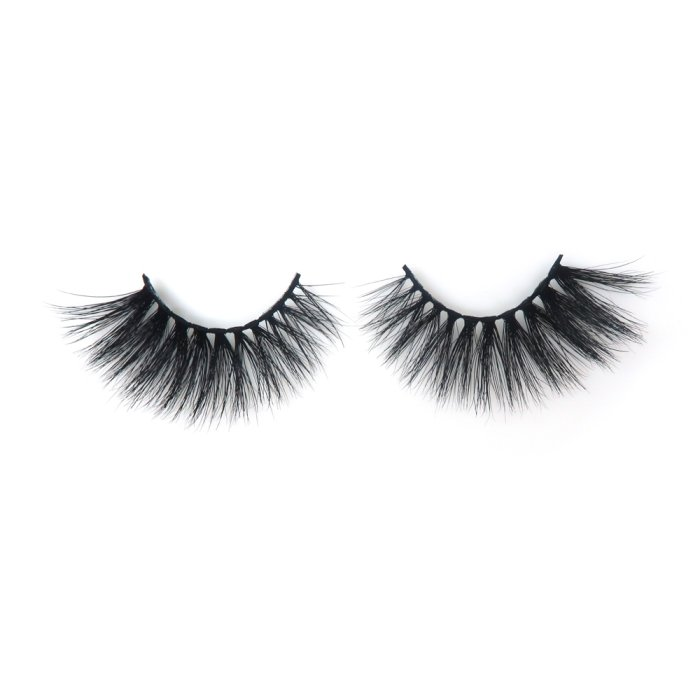 5D real mink fur eyelash-5d66L