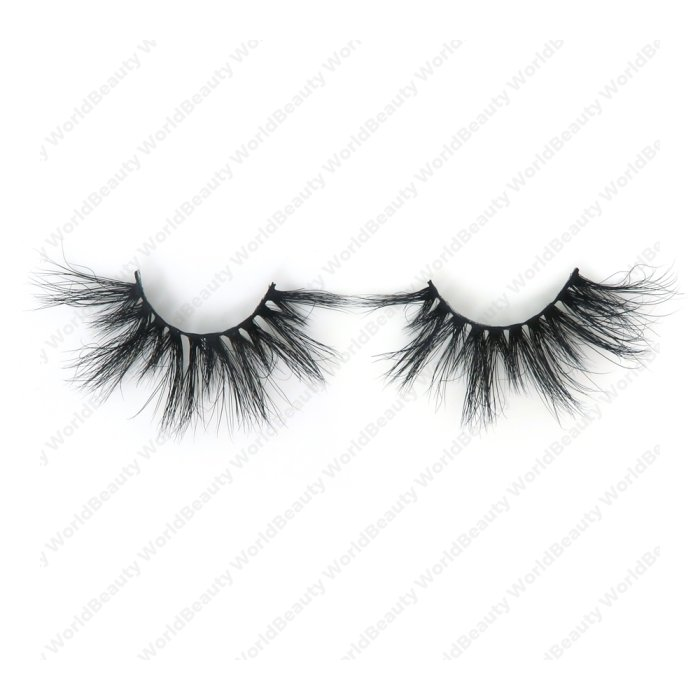 Extra Long 3D Mink Lashes 5D-61L
