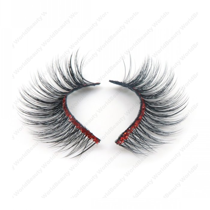 DF-22 3D faux mink lashes