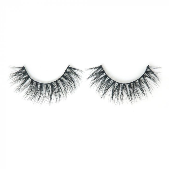 5D real mink fur eyelash-5D018
