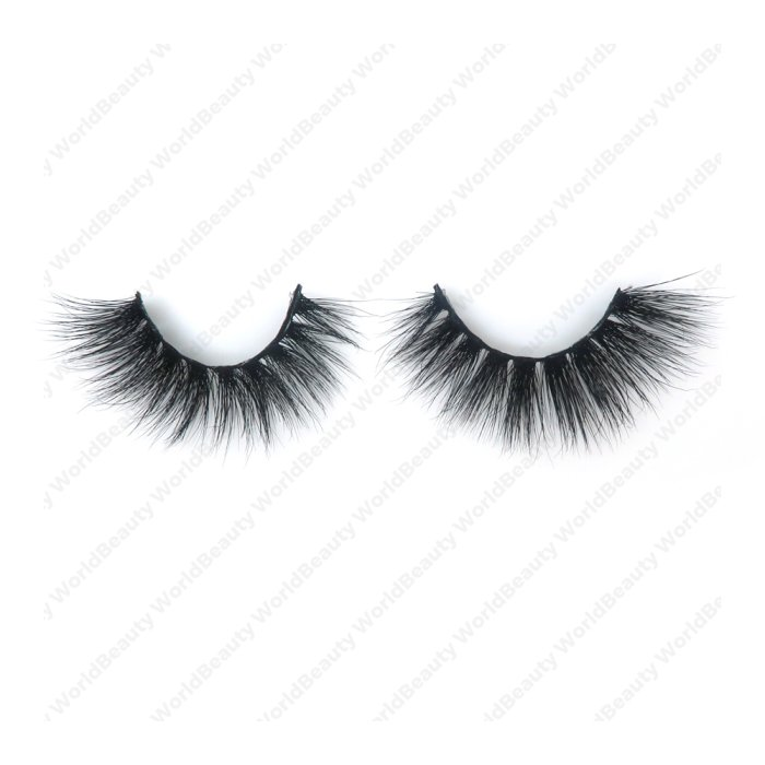 5D real mink fur eyelash-5d65L