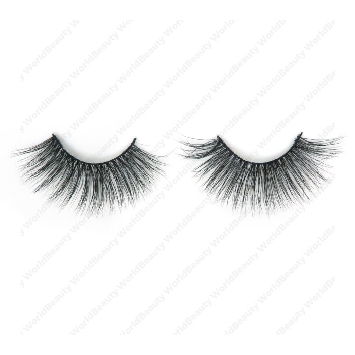 5D real mink fur eyelash-5D019