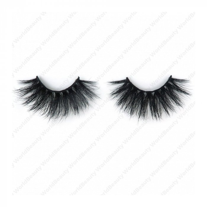 Extra Long 3D Mink Lashes 5D-49L