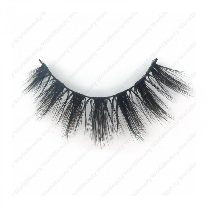 Cheap 3D faux mink lashes G-846