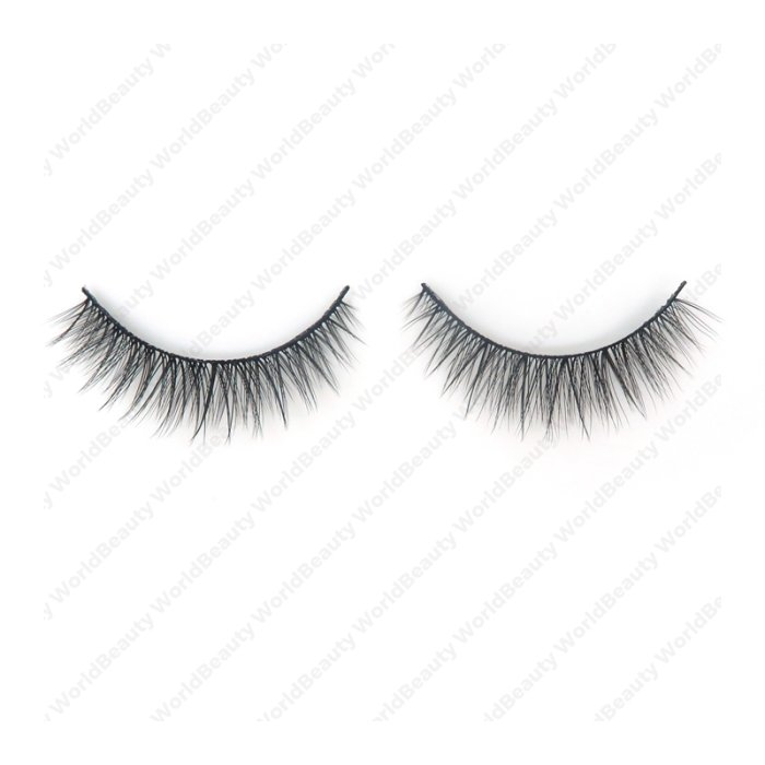 Cheap 3D faux mink lashes G-802