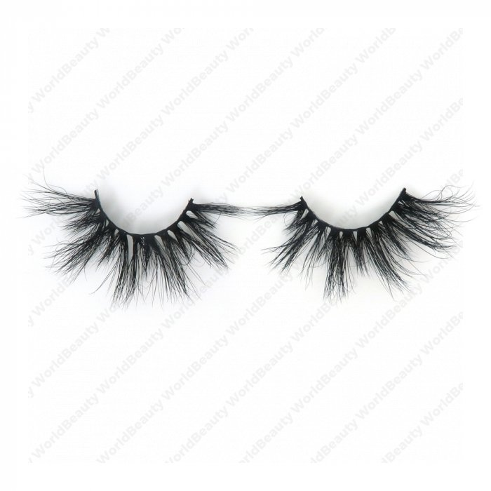 5D real mink fur eyelash-5d61L