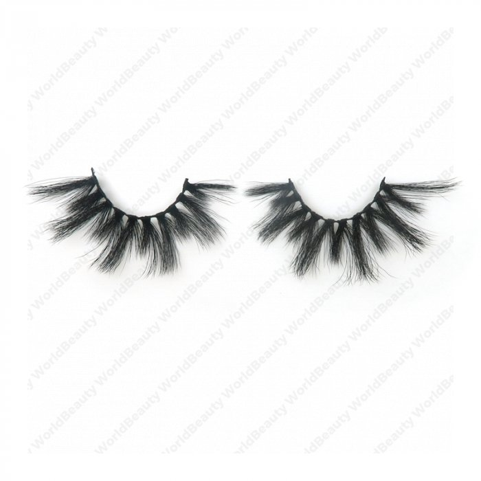 Mega Volume faux mink lashes G-6D48