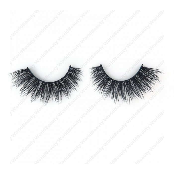 Double layer korean silk lashes KSE-011