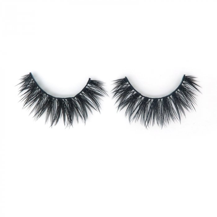 Double layer korean silk lashes KSE-010