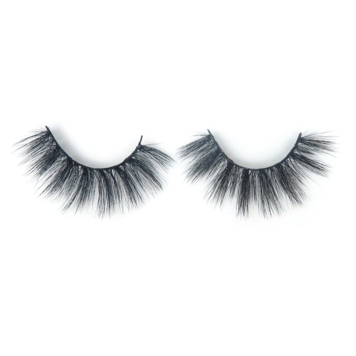 Mega Volume faux mink lashes G-6D27