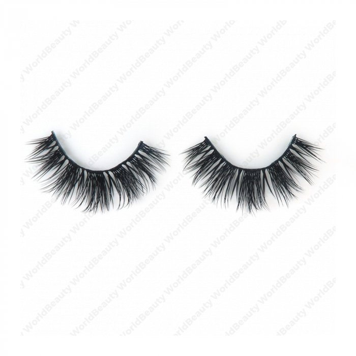 Double layer korean silk lashes KSE-012
