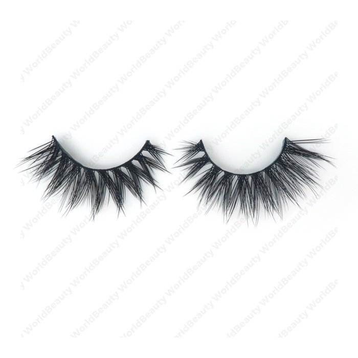 Double layer korean silk lashes KSE-007