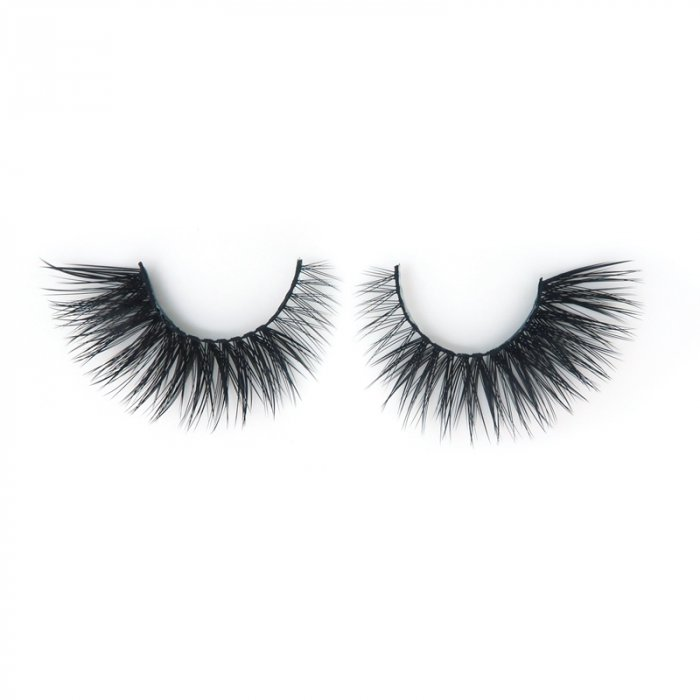 Double layer korean silk lashes KSE-015
