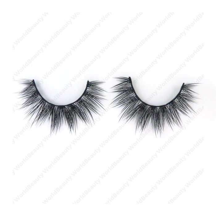 Double layer korean silk lashes KSE-016