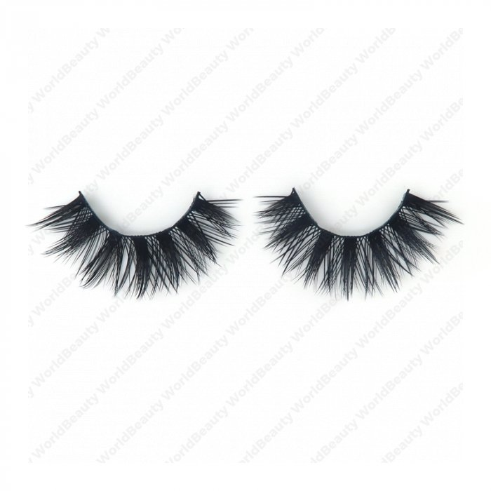 Double layer korean silk lashes KSE-009
