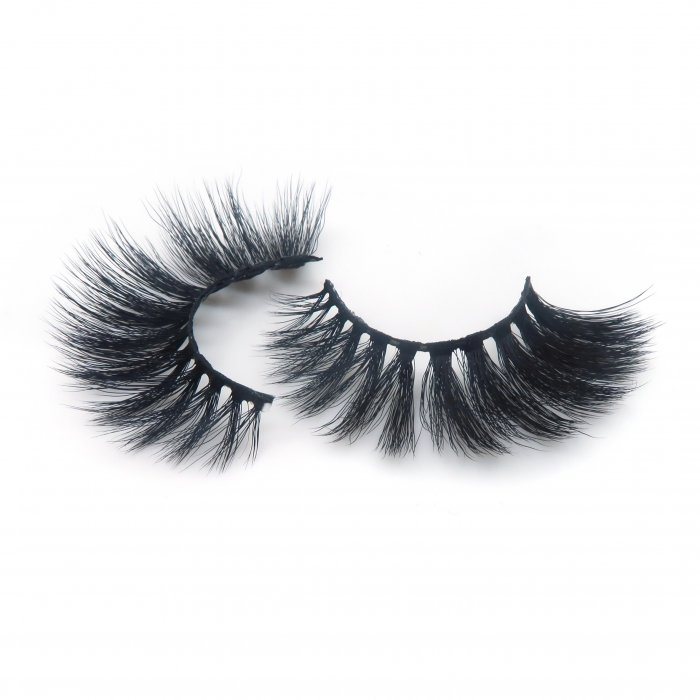 Mega Volume faux mink lashes G-6D21