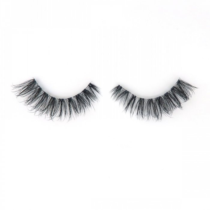Mink effect 3D faux mink lashes MEC04