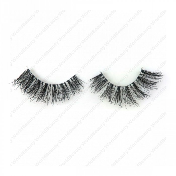 Human hair lashes-DMR06