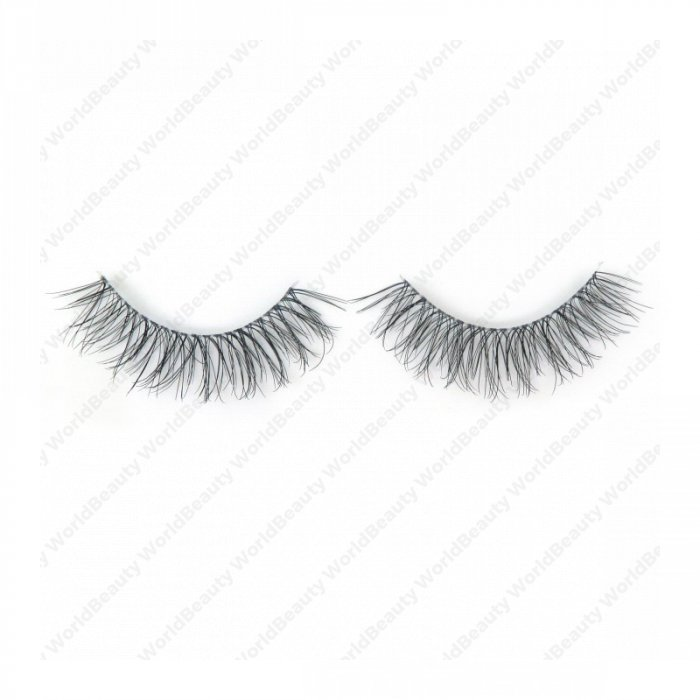 Human hair lashes-DMR07