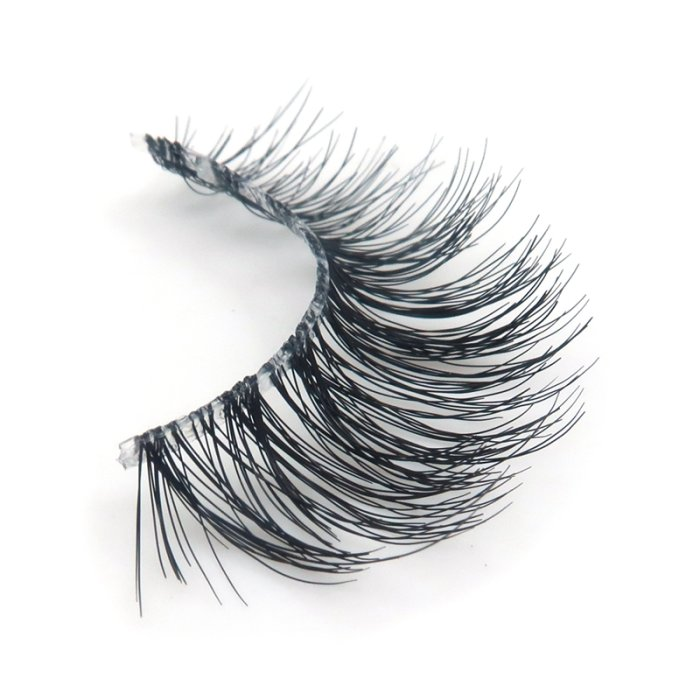 Human hair lashes-DMR05