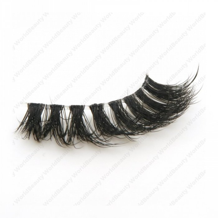 Mink effect 3D faux mink lashes MEC21