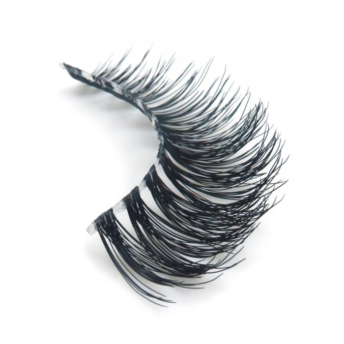 Human hair lashes-DMR08