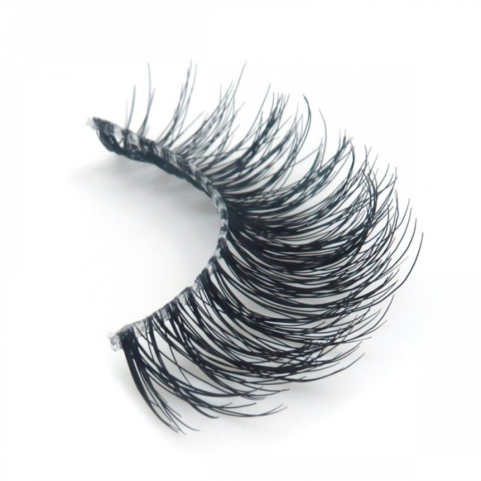 Human hair lashes-DMR09
