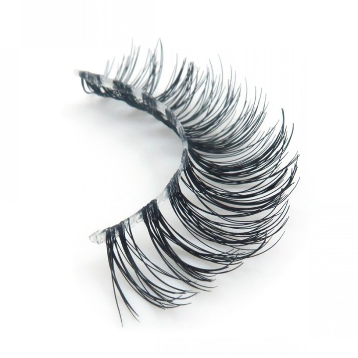 Human hair lashes-DMR11